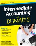 Intermediate Accounting for Dummies 1st Edition