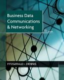 Business Data Communications and Networking 9781118086834