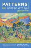 Patterns for College Writing 9780312676841