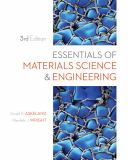 Essentials of Materials Science and Engineering 3rd Edition