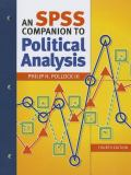 An SPSS Companion to Political Analysis 4th Edition