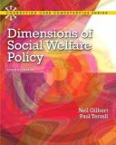Dimensions of Social Welfare Policy 8th Edition