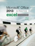 Microsoft Office Excel 2013 Complete 1st Edition