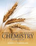 General, Organic, and Biological Chemistry 5th Edition
