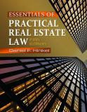 Essentials of Practical Real Estate Law 5th Edition