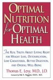 Optimal Nutrition for Optimal Health 9780658016936