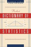 Pocket Dictionary of Statistics 9780072516937