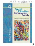 Special Education in Contemporary Society 9781412996952