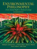 Environmental Philosophy 4th Edition