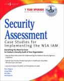 Security Assessment 9781932266962