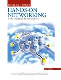 Hands-On Networking with Internet Technologies 9780131486966
