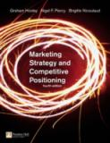 Marketing Strategy and Competitive Positioning 9780273706977