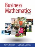 Business Mathematics Plus MyMathLab with Pearson EText -- Access Card Package 13th Edition
