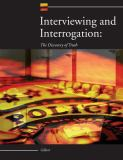 Interviewing and Interrogation 9780534197032