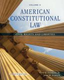 American Constitutional Law 9780495097051