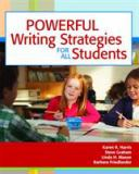Powerful Writing Strategies for All Students 1st Edition