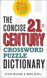 The Concise 21st Century Crossword Puzzle Dictionary 9781454907053