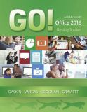 GO! with Microsoft Office 2016 Getting Started 9780134497068