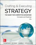 Crafting and Executing Strategy 20th Edition
