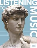 Listening to Music (with Download, 1 Term (6 Months) Printed Access Card) 8th Edition