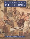 Living Issues in Philosophy 9780534247089