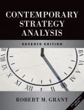 Contemporary Strategy Analysis and Cases 3rd Edition