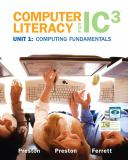 Computer Literacy for IC3, Unit 1 2nd Edition