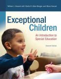Exceptional Children 11th Edition