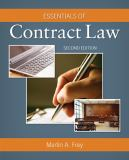 Essentials of Contract Law 2nd Edition