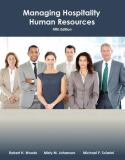 Managing Hospitality Human Resources 5th Edition