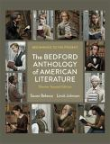 The Bedford Anthology of American Literature 2nd Edition
