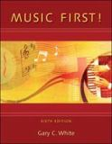 Music First! with Keyboard Foldout 6th Edition