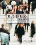 Business and Society 13th Edition