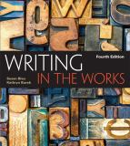 Writing in the Works 4th Edition