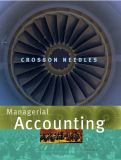 Managerial Accounting 9780618777181