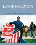 Labor Relations 13th Edition