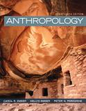 Anthropology 9780205957187