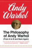 The Philosophy of Andy Warhol 9780156717205