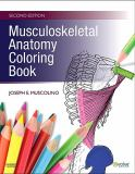 Musculoskeletal Anatomy Coloring Book 2nd Edition