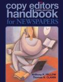 Copy Editor's Handbook for Newspapers 9780895827241