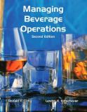 Managing Beverage Operations 2nd Edition