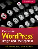 Professional WordPress 3rd Edition