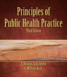 Principles of Public Health Practice 9781418067250