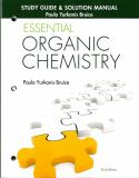 Study Guide and Solution Manual for Essential Organic Chemistry 9780133867251