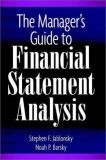 The Manager's Guide to Financial Statement Analysis 9780471247272