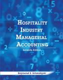 Hospitality Industry Managerial Accounting 7th Edition