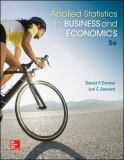 Applied Statistics in Business and Economics 5th Edition