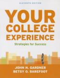 Your College Experience 11th Edition