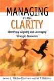 Managing from Clarity 9780471497318