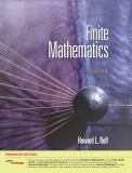 Finite Mathematics 9780538497329
